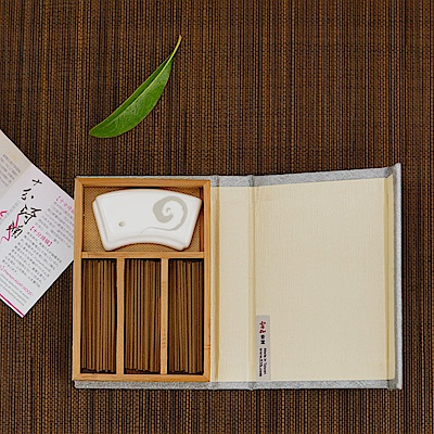 Fushankodo富山香堂-沉之賞臥香旅行盒裝57mm