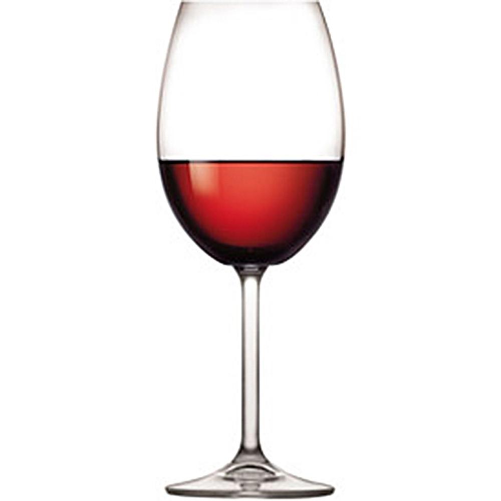 《TESCOMA》晶透紅酒杯(450ml)