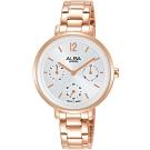 ALBA雅柏 直率女孩時尚腕錶(AP6658X1)-33mm