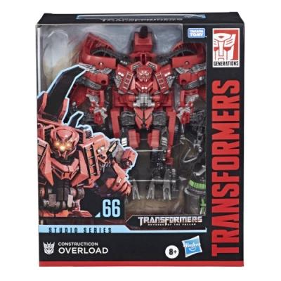 【孩之寶 Hasbro 】正版現貨 變形金剛 巡弋戰將 L級 SS-66 超載 Overload