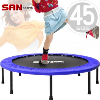 【SAN SPORTS】45吋彈跳床 114cm跳跳床