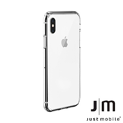 Just Mobile TENC Air iPhone Xs/X 防摔氣墊殼
