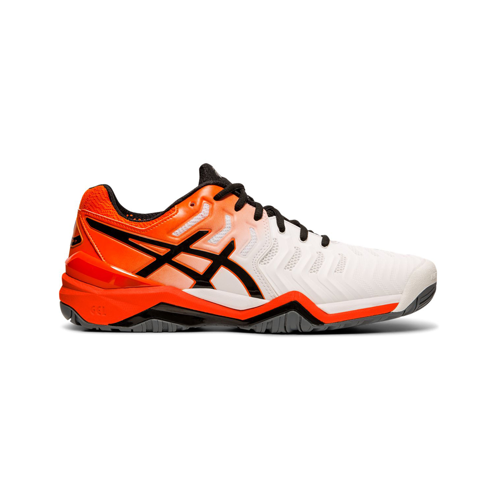 ASICS Gel-Resolution 7網球鞋 男E701Y-100 product image 1