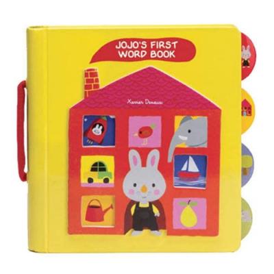 JoJo s First Word Book 小兔JoJo的家