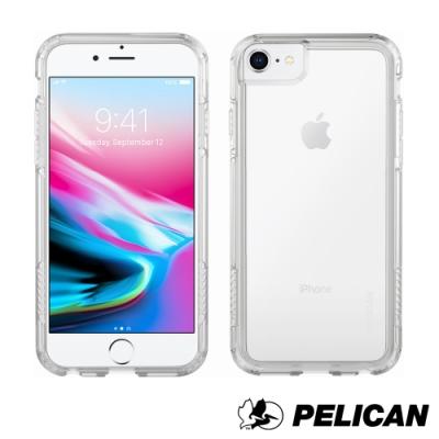 美國 Pelican 派力肯 iPhone SE (第2代) 防摔手機保護殼 Adventurer 冒險家 - 透明