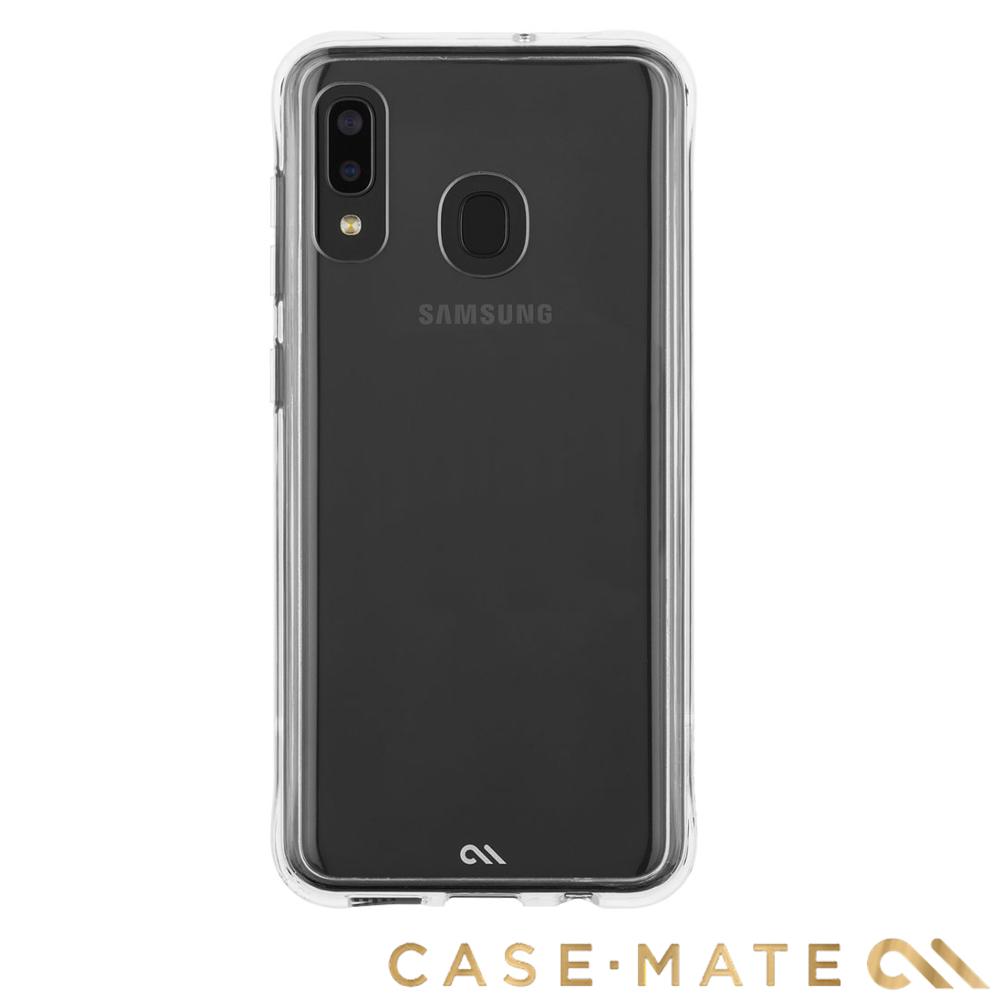 美國 Case-Mate SamsungGalaxy A20 Tough Clear-透明