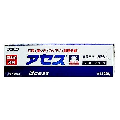 佐藤sato 雅雪舒牙齦護理牙膏 200g