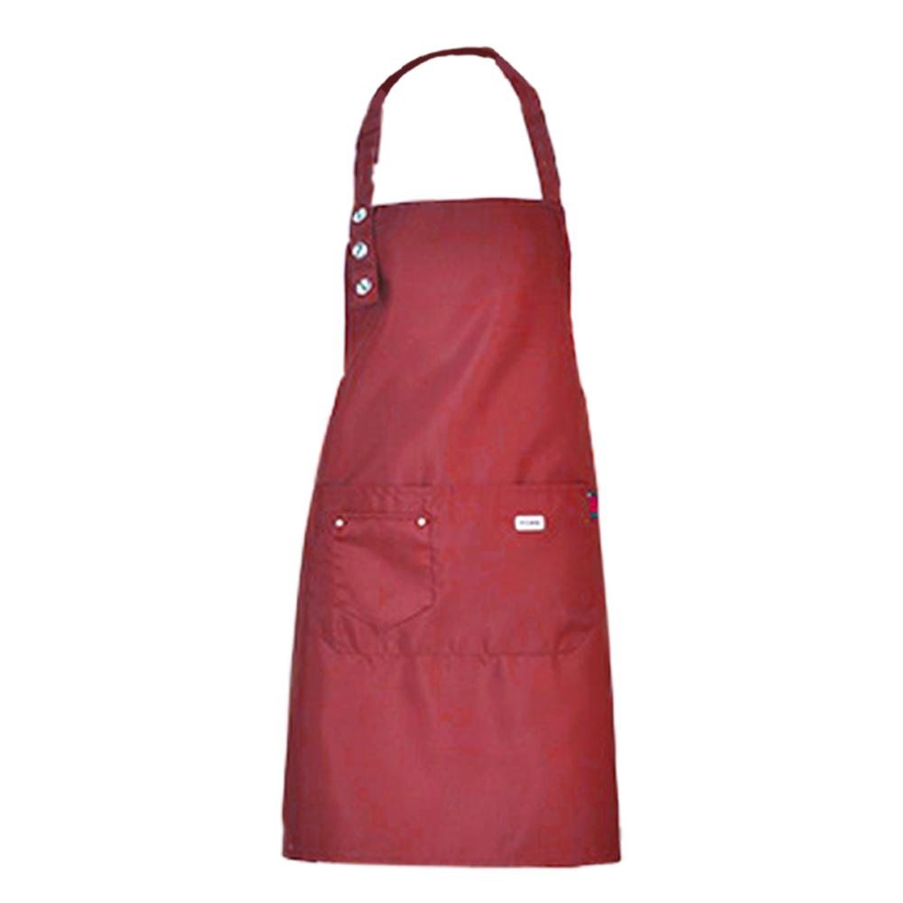 日創優品 時尚可調整肩帶長度工作圍裙(2件) product image 1