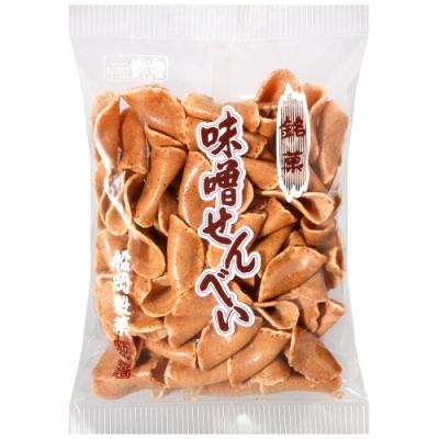 船岡 味噌仙貝(140g)
