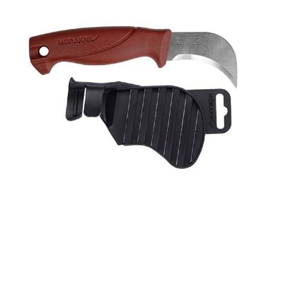 MORAKNIV 13235Roofing Felt Knife 皮革/毛氈製品切割刀 紅