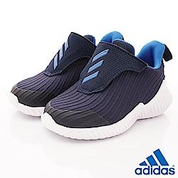 adidas童鞋 FortaRun款 BNI262藍(小童段)
