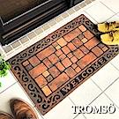 TROMSO 戶外植絨橡膠厚實刮泥地墊(大)-羅馬城堡