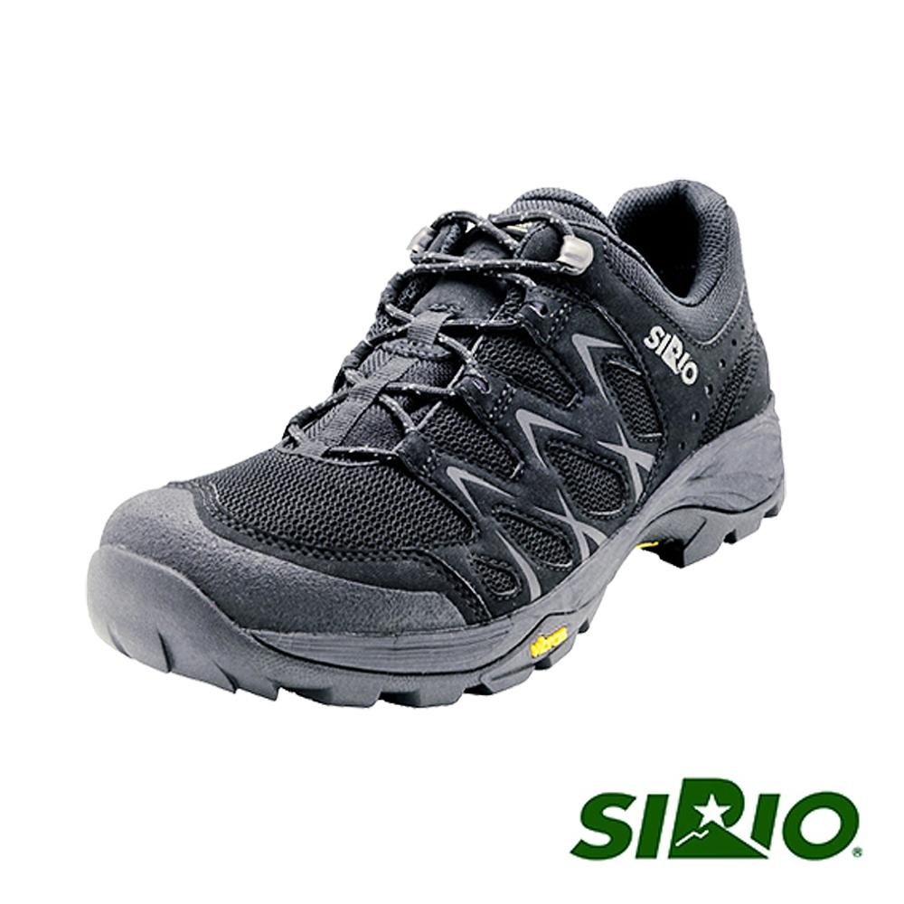 SIRIO PF116-BL Gore-Tex短筒登山健行鞋 黑色