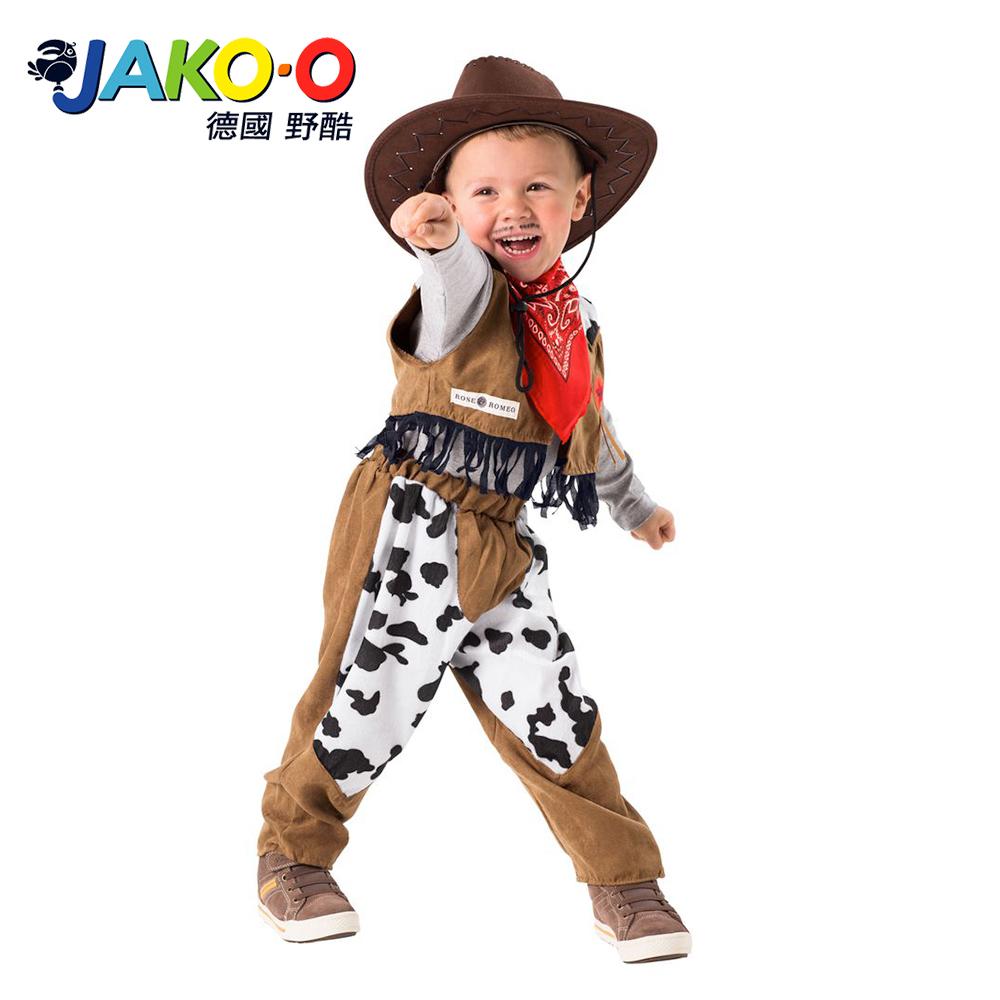 JAKO-O 德國野酷-遊戲服裝-帥氣牛仔