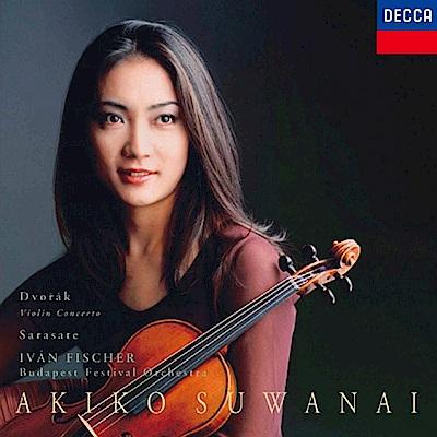 德弗乍克/小提琴協奏曲/薩拉沙泰/流浪者之歌卡門幻想曲( 1 CD)