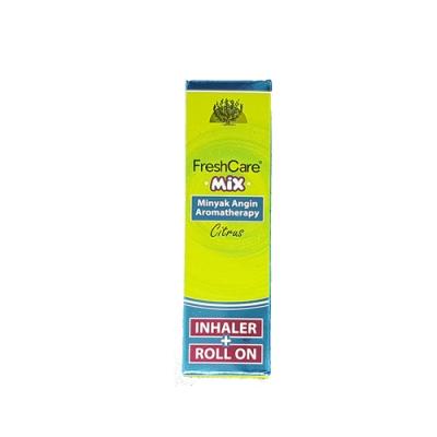 峇里島FreshCare 2合1鼻吸滾珠精油5.8ml