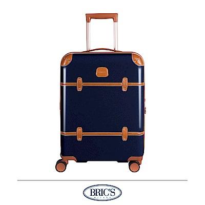 BRICS 義大利經典款 21吋 防潑水拉鍊箱 藍色 飛機輪