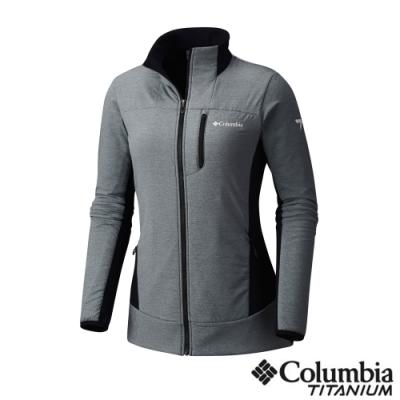 Columbia 哥倫比亞 女款-鈦 快排立領化纖外套-2色 UAR03320