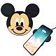 Disney迪士尼可愛大頭無線充電座/充電板-米奇 product thumbnail 1