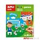 西班牙APLI 旅行遊戲卡 - 叫我找碴王(3Y+) product thumbnail 2