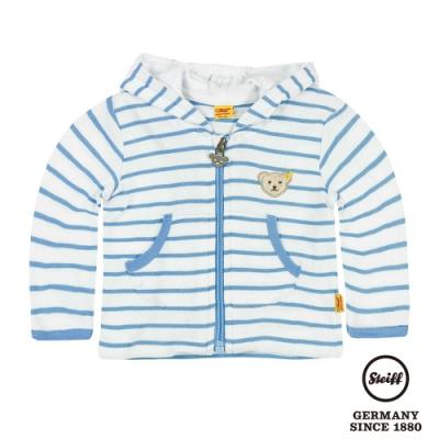 STEIFF德國精品童裝  Baby連帽長袖條紋(夾克)