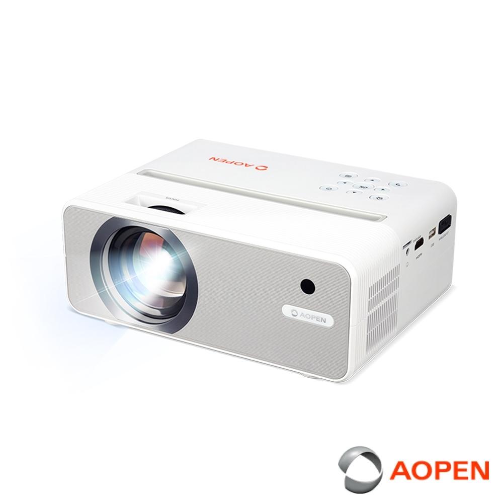 Aopen QH11 720P 微型投影機(200流明)