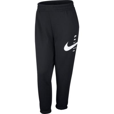 NIKE 長褲 運動長褲 縮口褲 慢跑 健身 女款 黑 CU5632011 AS W NSW SWSH PANT FLC BB