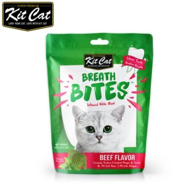 Kit Cat 薄荷潔牙餅(牛肉口味)60g-12入