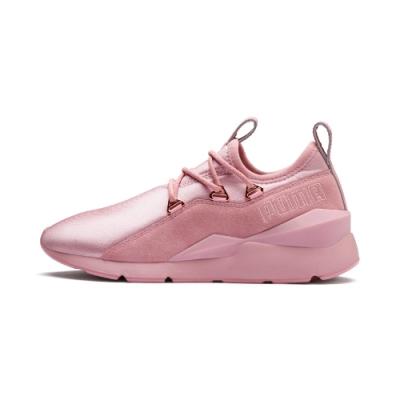 [時時樂限定]PUMA-Muse 2 Wn's 女性復古休閒鞋-共2色