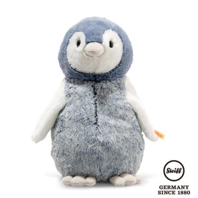 STEIFF德國金耳釦泰迪熊  小藍企鵝  Paule Penguin  神仙企鵝 30cm