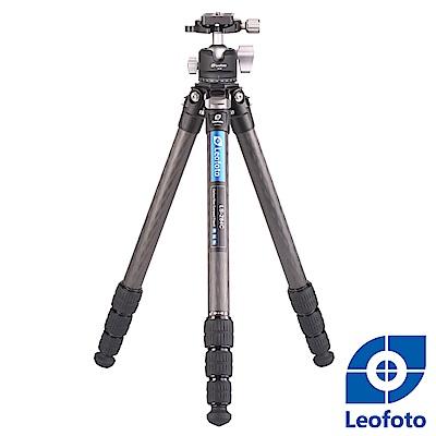 Leofoto徠圖-LS284C+LH30 碳纖維三腳架(含中柱雲台)