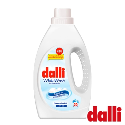 德國Dalli 淺色衣服洗衣精(1.1L/瓶)