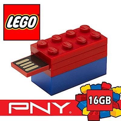 PNY LEGO 樂高 積木隨身碟 16GB