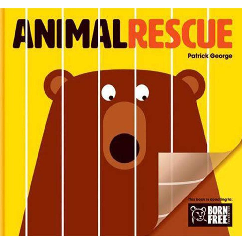 Animal Rescue 搶救動物大冒險精裝膠片書