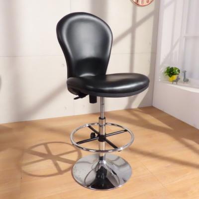 邏爵LOGIS 黑眼豆豆高吧椅 吧檯椅 接待椅 櫃台椅 吧台椅