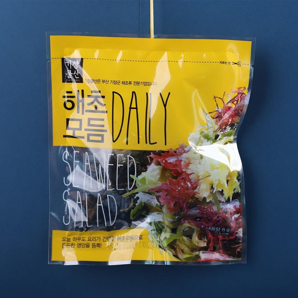 【韓味不二】DAILY綜合海藻8g