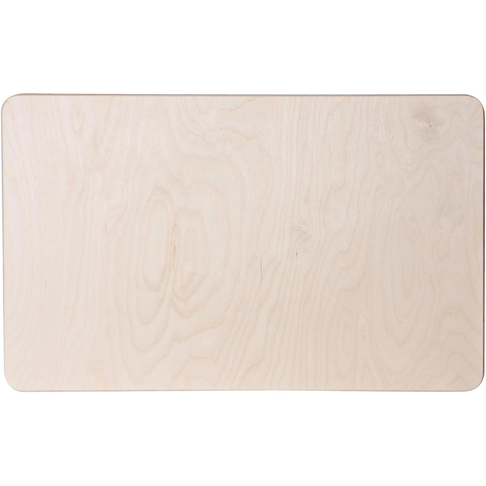 《EXCELSA》Realwood櫸木揉麵板(75x50)