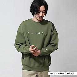 內刷毛刺繡大學TEE(4色) ZIP日本男裝