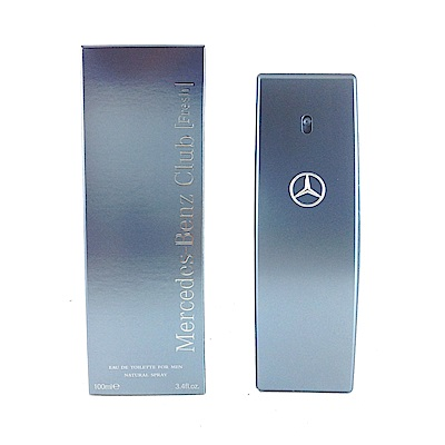 Mercedes Benz賓士 Club Fresh 男性淡香水100ml