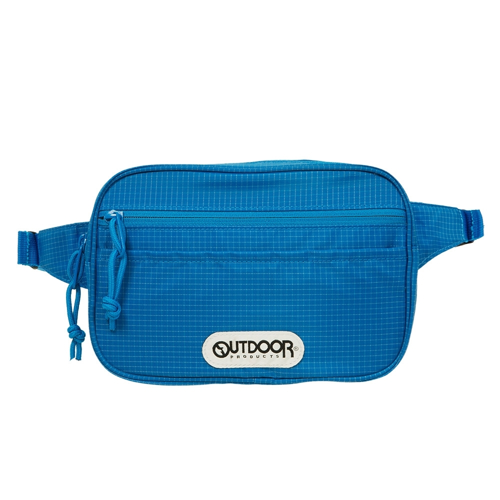 【OUTDOOR】腰包-藍色 OD291105BL
