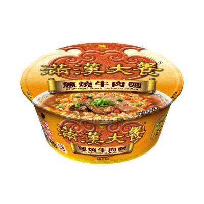 滿漢大餐 蔥燒牛肉碗(6入/箱)