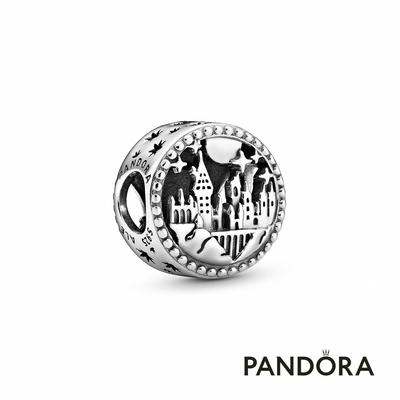【Pandora官方直營】《哈利波特》霍格華茲魔法與巫術學院串飾