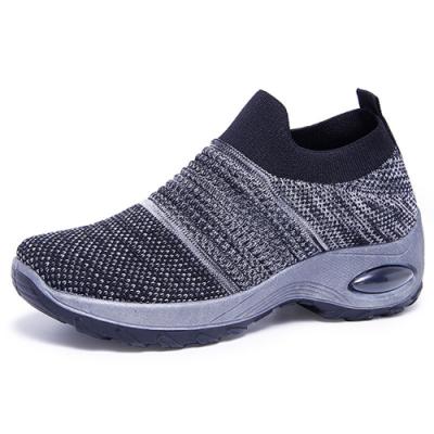 韓國KW美鞋館-優雅舒活印象氣墊鞋-灰色