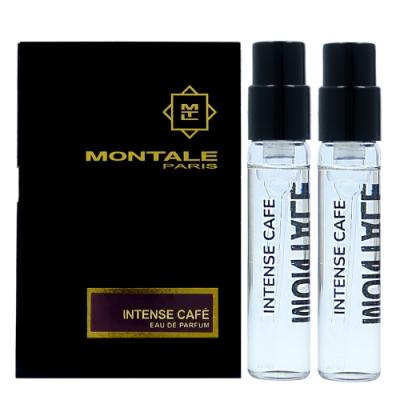 montale蒙塔萊 Intense Cafe 極致咖啡淡香精 2MLx2入