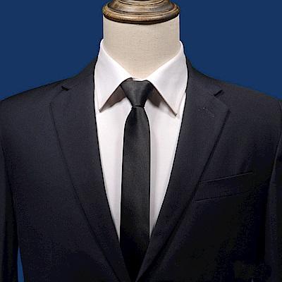 拉福   領帶6cm中窄版領帶亞質拉鍊領帶(兒童)