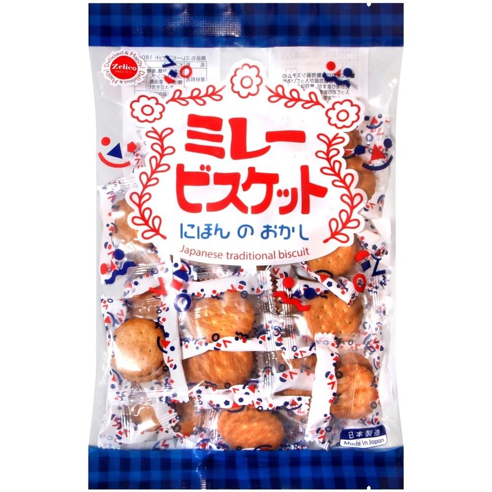鈴木栄光堂 美樂圓餅-家庭包(180g)