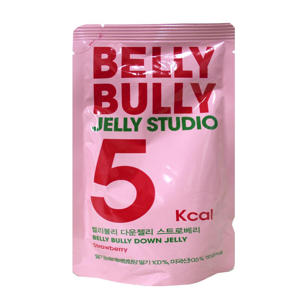 (活動)BELLY BULLY果凍飲-草莓味(150g)