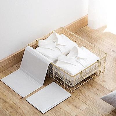 E-dot 居家創意方便收納摺衣板(10入)
