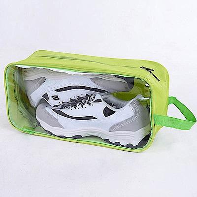 E.City 加大多功能防水透明視窗鞋袋/萬用袋