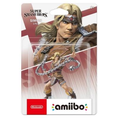 Amiibo Simon 西蒙公仔 (明星大亂鬥系列)